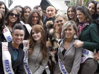 Candidatas a Miss España