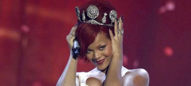 Rihanna: una diva rebelde... al menos, en apariencia 40058-620-282