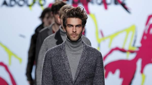 La pasarela de la Madrid Fashion Week apuesta por la moda masculina y el cruce de fronteras