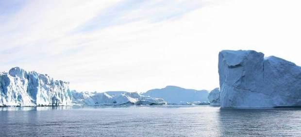 Detectan un deshielo masivo en Groenlandia