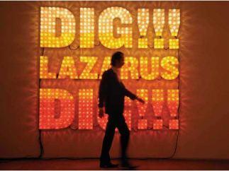 'Dig,Lazarus,Dig!!!'