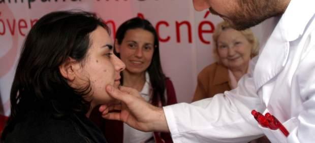 Campaña informativa contra el acné