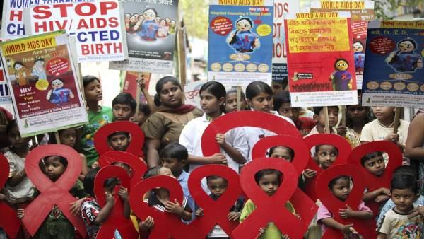 2b9522fe8 Las muertes por sida descienden un 22% en los últimos cinco años
