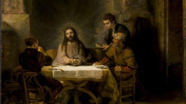 'The Supper at Emmaus'