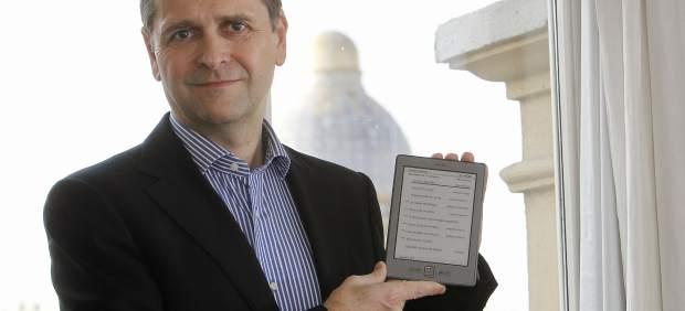 Amazon lanza Kindle en España
