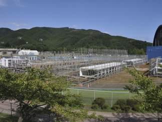 Reconstrucción de pueblos arrasados por el tsunami en Japón