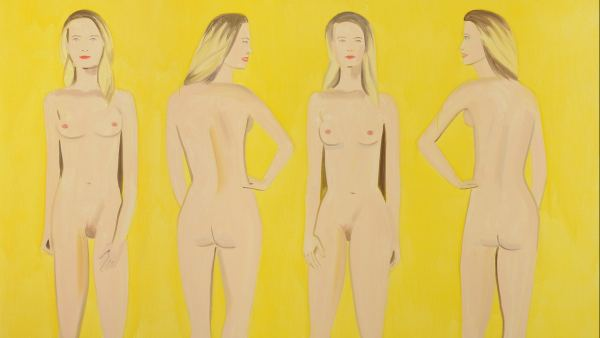 'Untitled (Four Nudes)', 2011