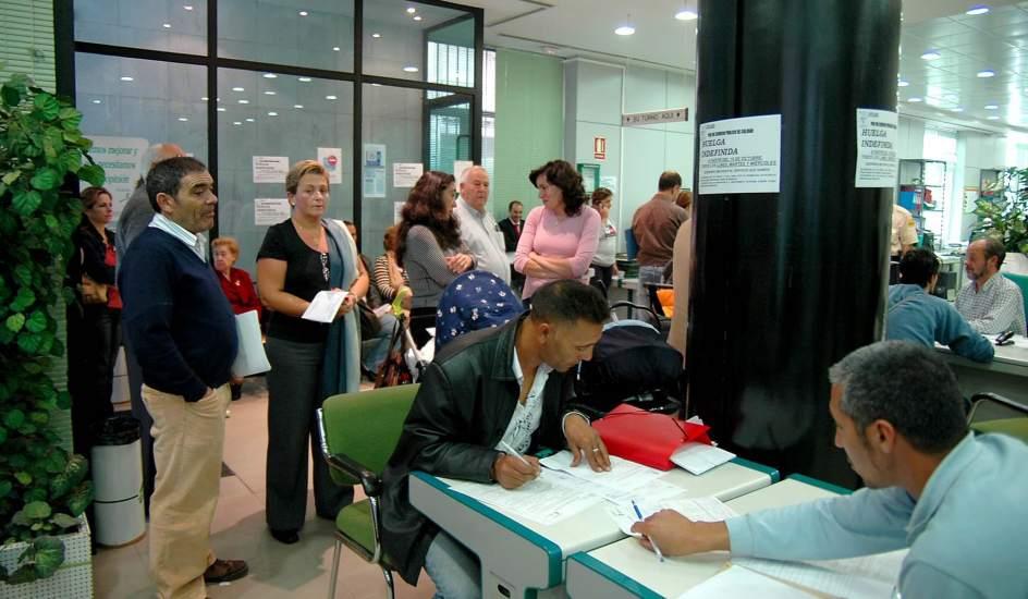 La universalizaci n de la sanidad p blica se estrena este for Oficinas seguridad social bizkaia