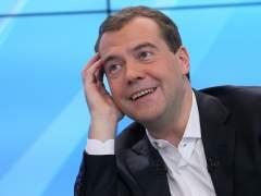 Dmitri Medvédev