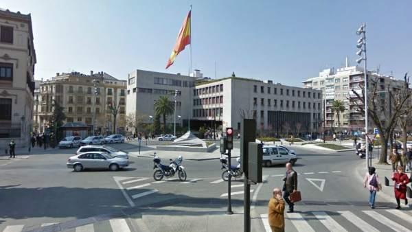 Avenida de la Constitución de Granada