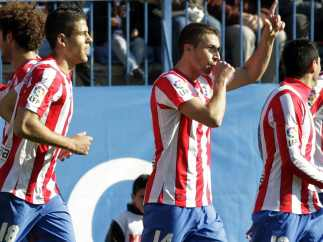 Gol de Gabi con el Atlético