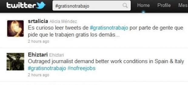 Una periodista provoca un debate en la red después de decir que le ofrecieron 0,75 euros por noticia