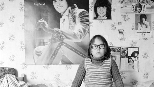 'Nicola and Donny Osmond', 1973