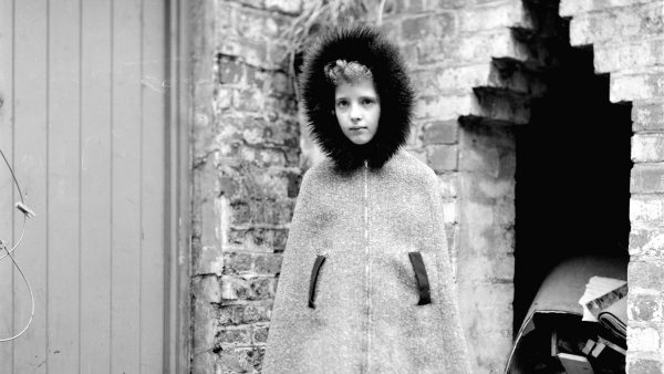 'Girl in Hood', 1973