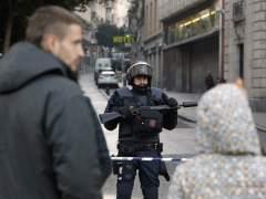 La Policía desaloja el Hotel Madrid