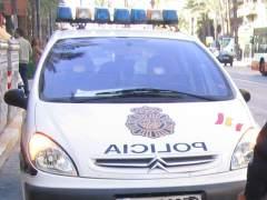 Coche de polic�a