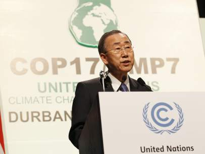 Cumbre de la ONU en Durban