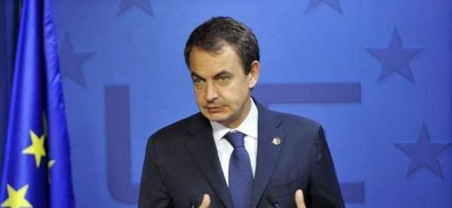 Zapatero, durante la presidencia española de la UE