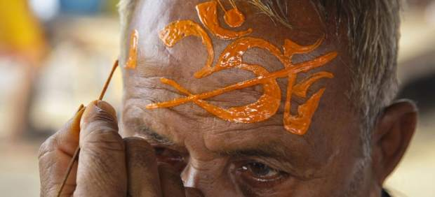 Anciano hindú