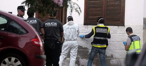 Niños muertos en Tenerife
