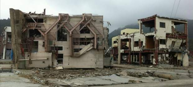 Google Street View muestra en 360º la devastación del tsunami de Japón
