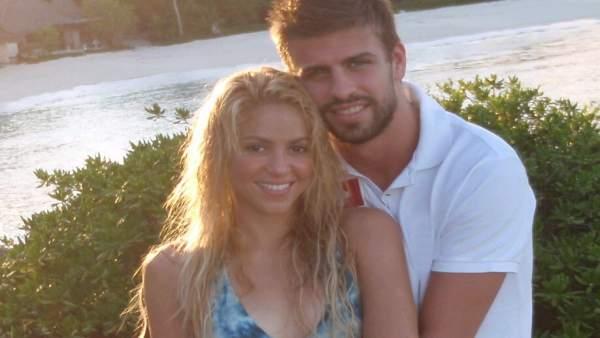 Shakira y Piqué, la pareja del año