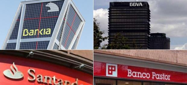 Bancos y cajas en espa a han prescindido de for Sucursales banco espana