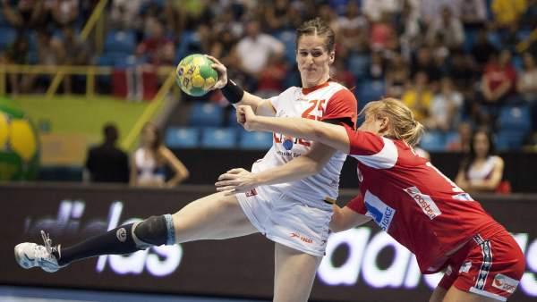 España - Noruega de balonmano