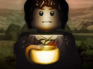 Lego de El Señor de los Anillos