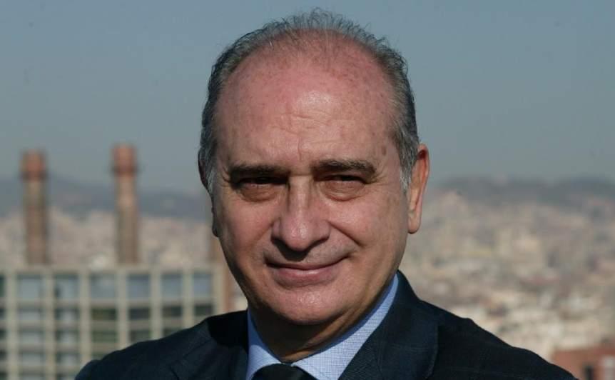 Jorge fern ndez gestionar desde el ministerio del for Gobierno de espana ministerio del interior