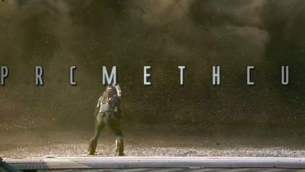 Prometheus, lo nuevo de Ridley Scott
