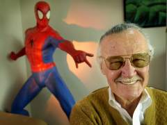 Stan Lee defiende a Zendaya, posible M. J. en 'Spider-Man: Homecoming'