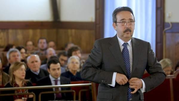 José Tomás, en el juicio contra Camps y Costa