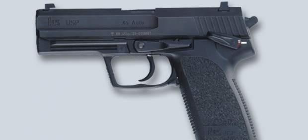 Nueva pistola del ejército