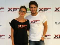 Maxi Iglesias y Amaia Salamanca