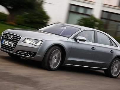 Nuevo Audi A8 3.0 TDI 204 cv