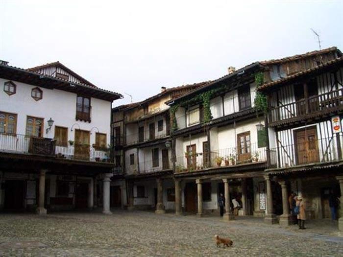 La alberca un pueblo de postal en la sierra de francia for Visitar la alberca y alrededores
