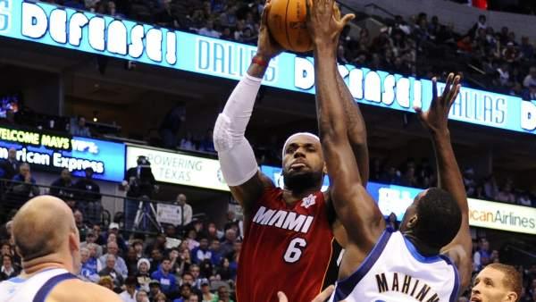 Miami Heat, Lebron James