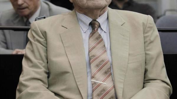 Reynaldo Bignone, dictador argentino