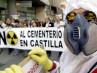 El Supremo suspende el proyecto de Castilla-La Mancha para impedir el almacén de residuos