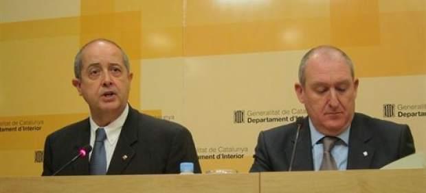 Felip Puig, conseller de Interior.