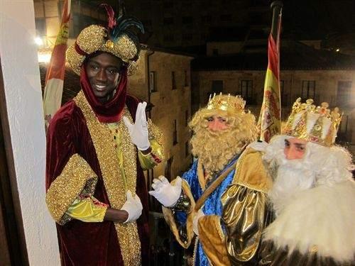 Los Tres Reyes Magos y Sus Regalos Los Tres Reyes Magos en el