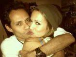 Marc Anthony presume del fin de su soltería