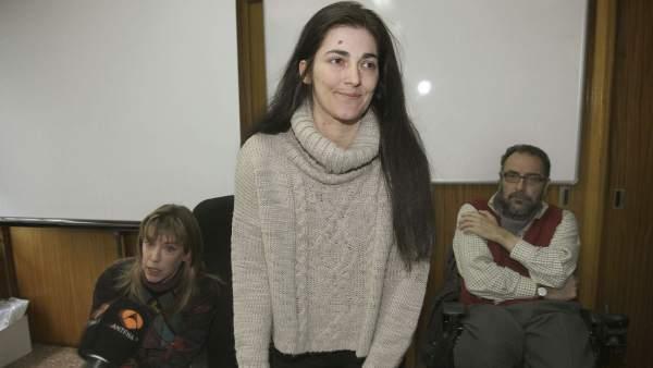 Azucena Ortega madre de un niño con autismo