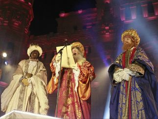 Los Reyes, en Madrid