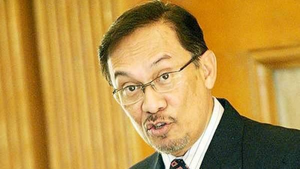 Anwar Ibrahim, líder de la oposición en Malasia