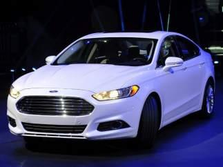El nuevo Ford Fusion 2013 en Detroit