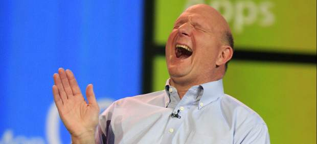 Microsoft anuncia la salida de Steve Ballmer como máximo responsable de la compañía
