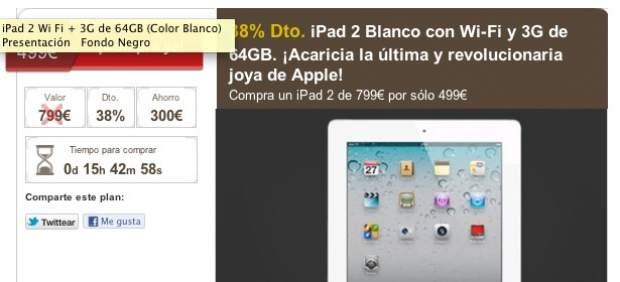 Cientos de iPad 2 no entregados desatan la ira de los clientes de la web de comercio LetsBonus