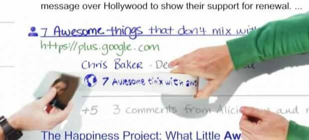 Google ofrece resultados personales en las búsquedas